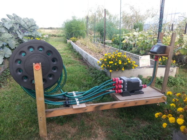 The Irrigation Trolley - Mark II