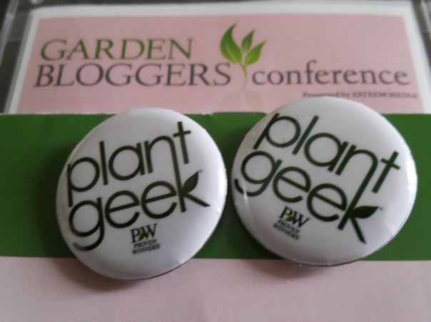 Garden Bloggers Conference