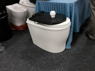 Go Green Expo Composting toilets