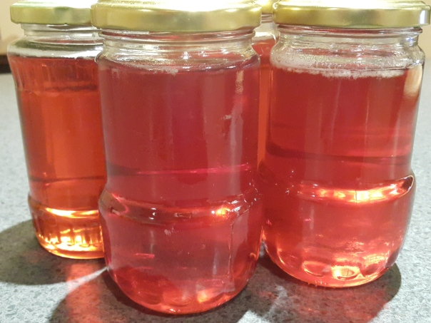 Classic Quince Jelly