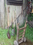 A hobbit tool shed