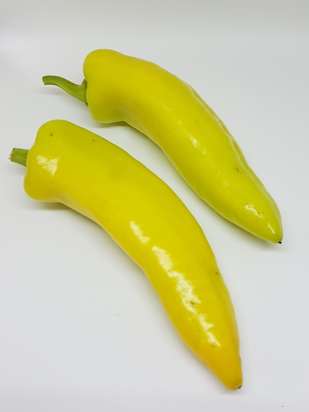 Hungarian Yellow Wax chilli