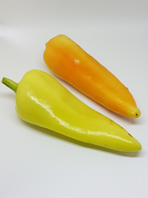 Yellow Banana Peppers