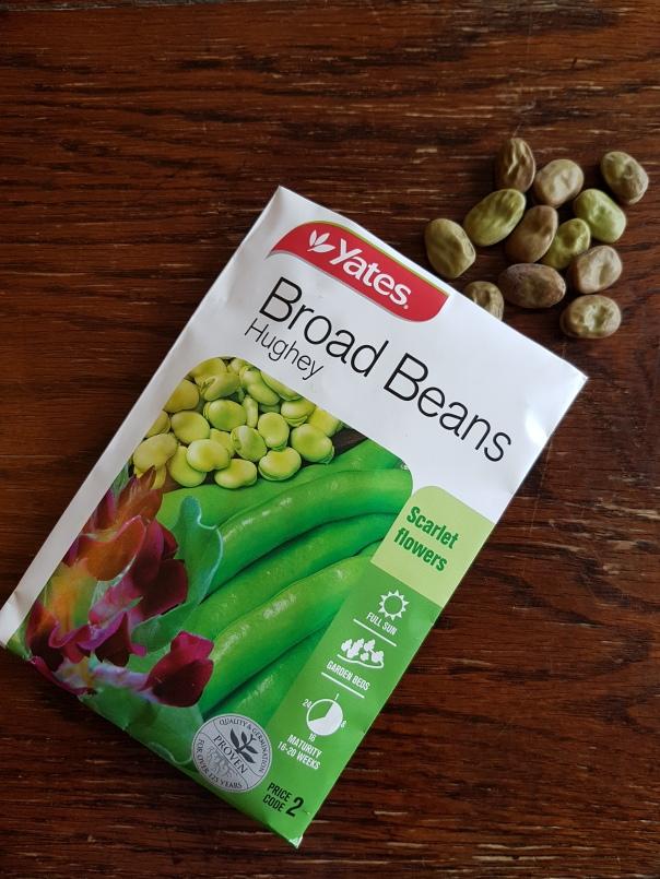 Yates Hughey Broad Beans