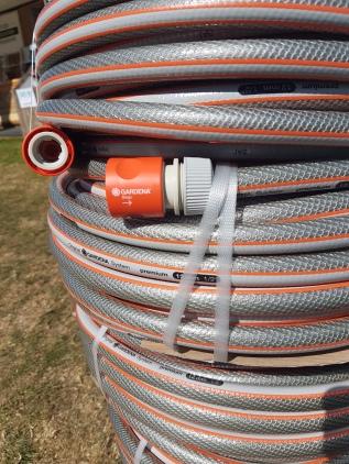 Gardena hoses