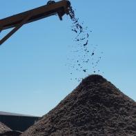 Sand processing