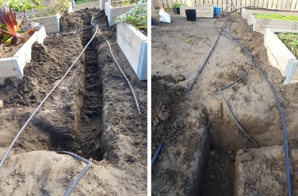 best practice digging