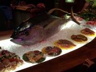 Bloody Mary restaurant in Bora Bora