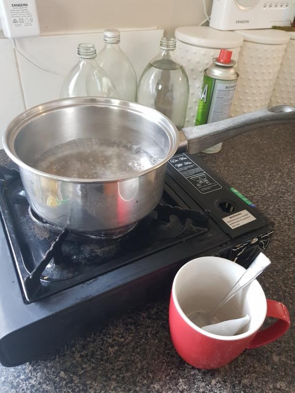 Cuppa tea time