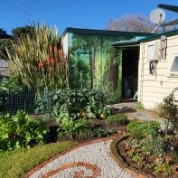 Mums garden