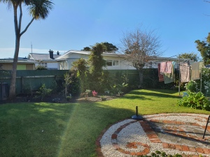 Mum garden
