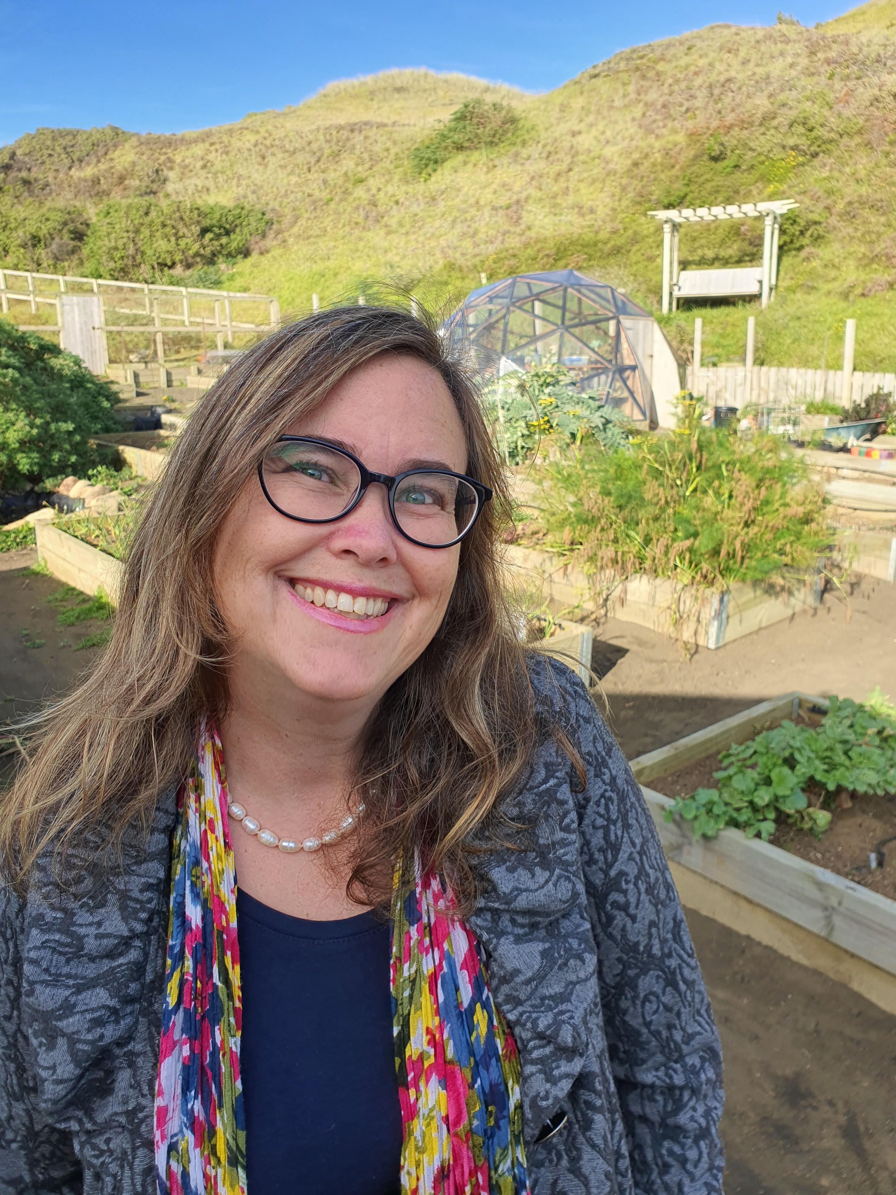 Sarah the Gardener