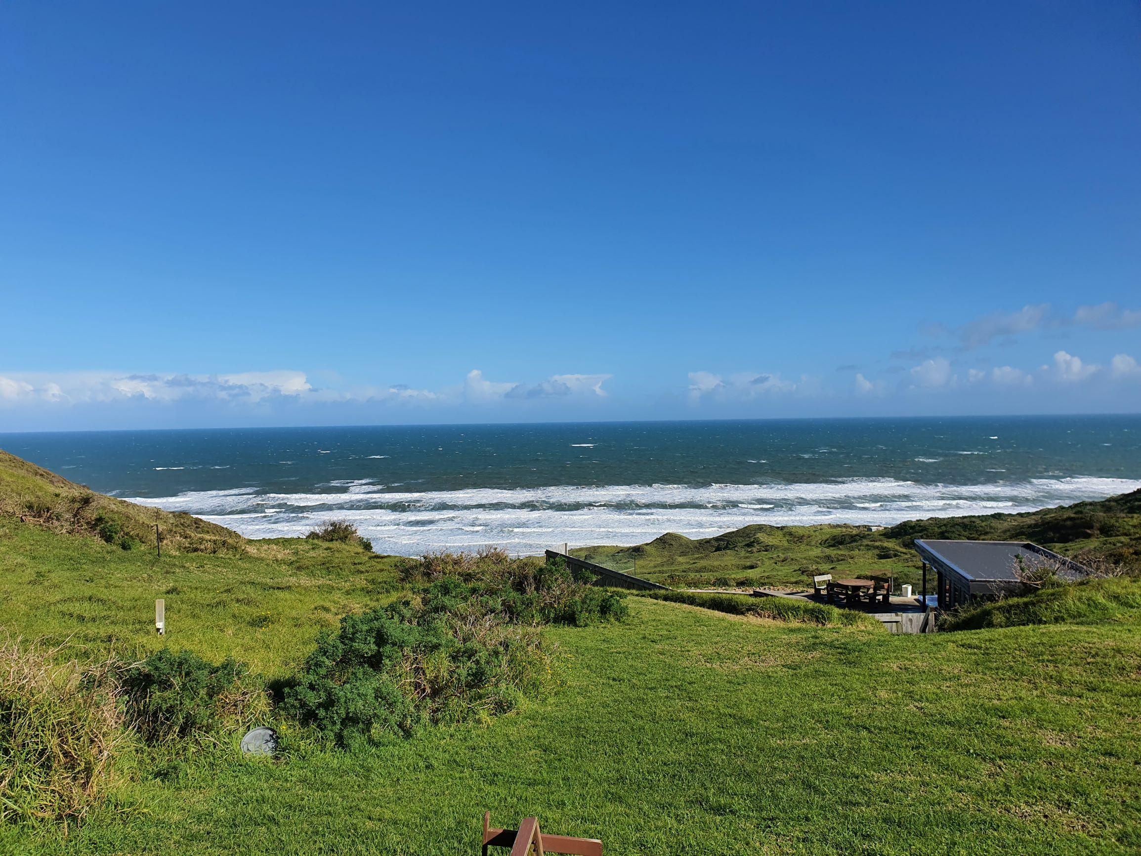 The ocean today